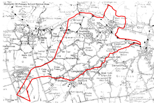 Parish Boundary Map